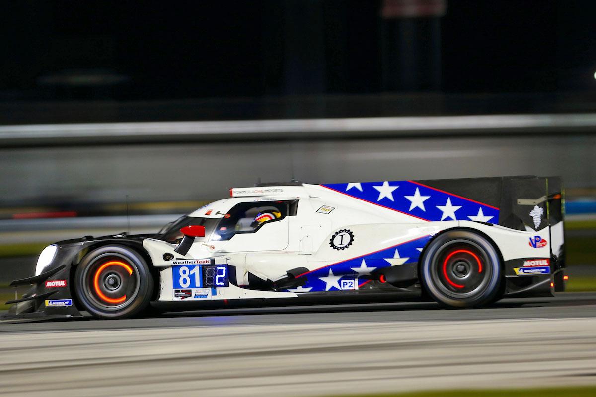 IMSA:デイトナで連覇狙うドラゴンスピード、LMP2クラスにシーズン全戦参戦へ