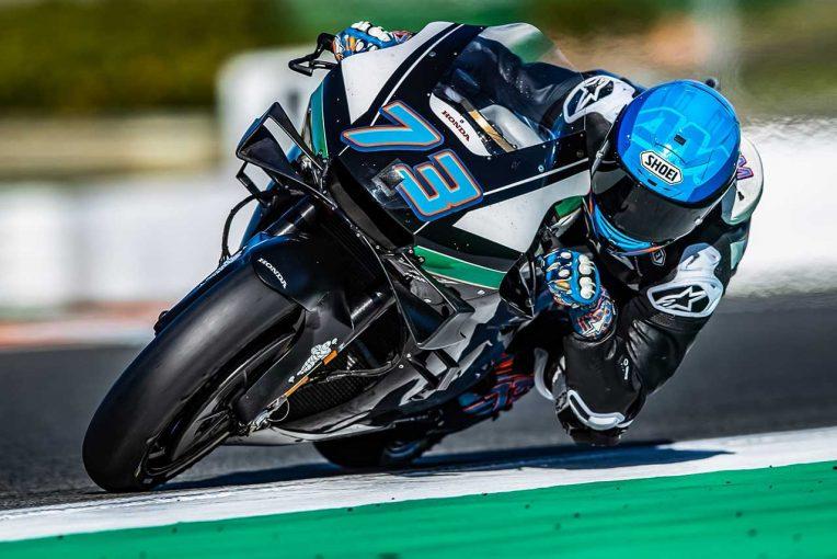MotoGP | MotoGPバレンシアテスト:初日はクアルタラロがトップタイム。マルク・マルケスは2020年型ホンダRC213Vを走らせる
