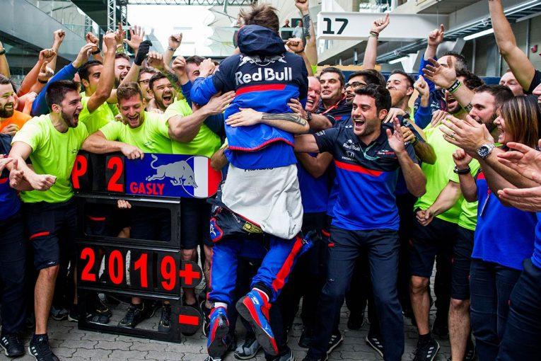 F1 | トロロッソF1・チーフエンジニア インタビュー:「こんな雰囲気でレースをするのは初めて。ホンダが我々を成長させてくれた」