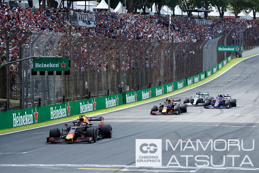 【ブログ】Shots!2019年F1第20戦ブラジルGP
