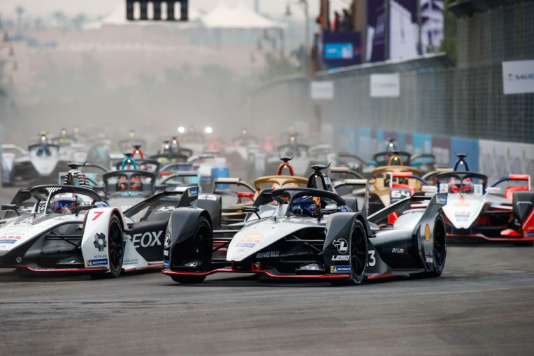 海外レース他 | 2019/20年シーズンのフォーミュラEが11月22日に開幕。史上最多となる12チーム24台が参戦