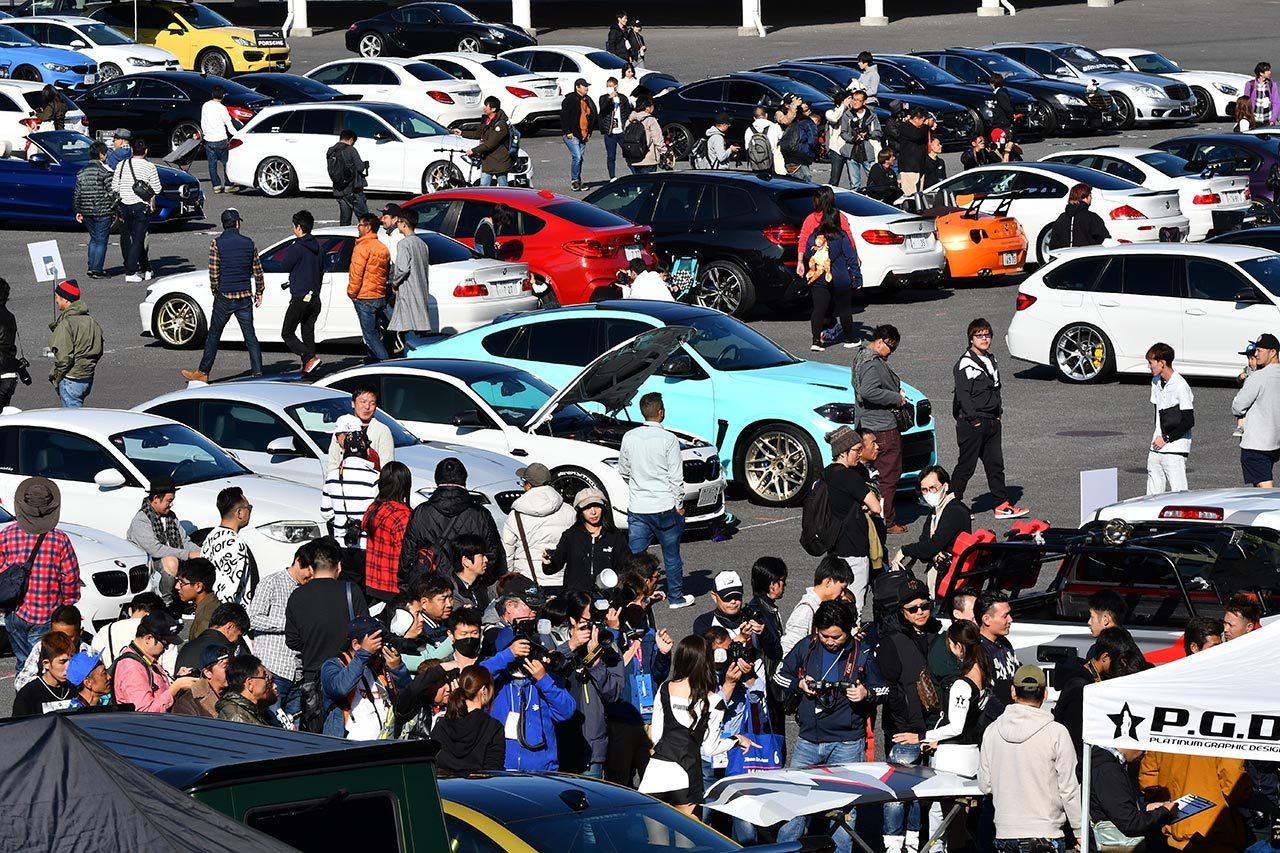ドイツ車好きが集結。富士スピードウェイでの『GERMAN CAR MEETING 2019』は盛況に終わる
