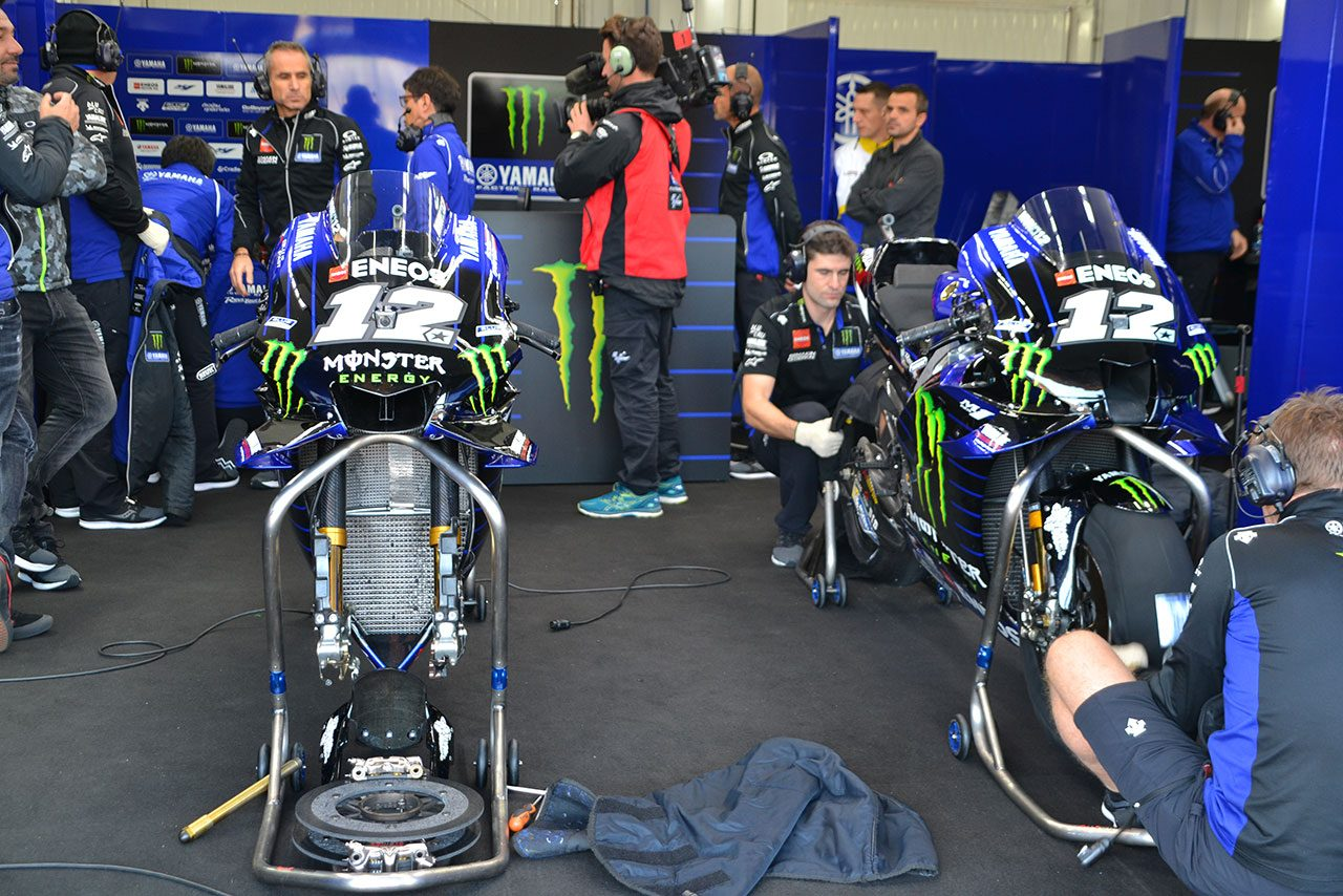 MotoGPバレンシアテスト:マルク・マルケスが新フェアリングをテスト。ビニャーレスが2日目、総合をトップで終える
