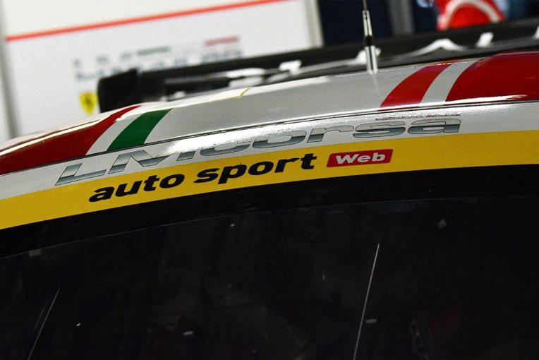 スーパーGT | 一緒に『auto sport web Sprint Cup』を盛り上げよう! 写真撮影&送付でオリジナルステッカープレゼント