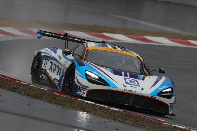 スーパーGT | 【タイム結果】auto sport web Sprint Cup 公式練習2