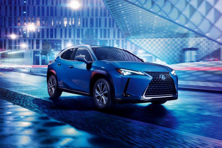 クルマ | レクサス初の市販EV『UX300e』がワールドプレミア。中国、欧州に続き2021年前半に国内導入へ