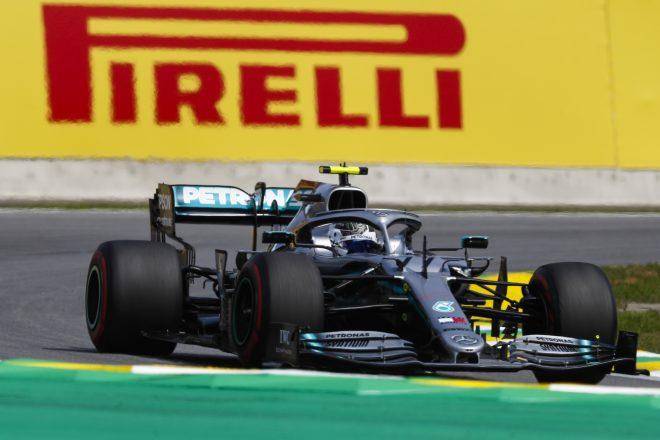 2019年F1ブラジルGPでのボッタス