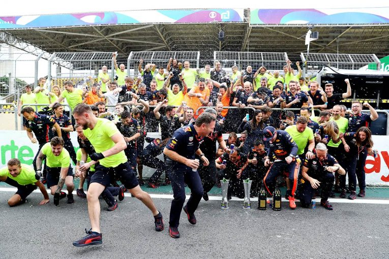 Blog | 【ブログ】こんなレースはそうそうない! ホンダ1-2に加えテレビに映らなかったあの方も/F1自宅特派員ブラジル編