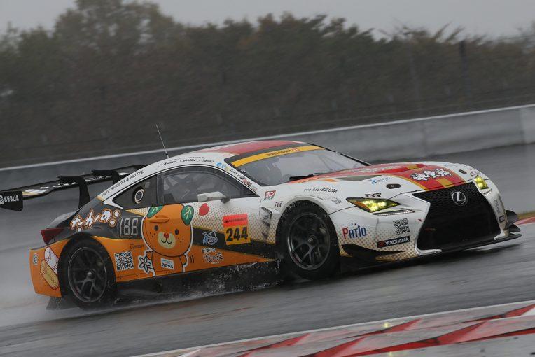 スーパーGT   Max RacingがレクサスRC F GT3でスーパーGTに挑戦。久保と三宅の若手コンビで挑む