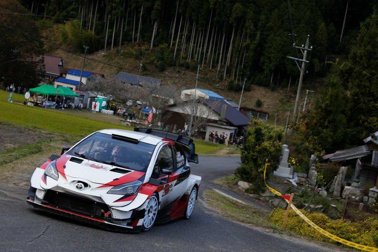 ラリー/WRC | WRC:2020年開催日程の最新状況。フィンランドは延期の可能性、ラリー・ジャパンは11月で変更なし