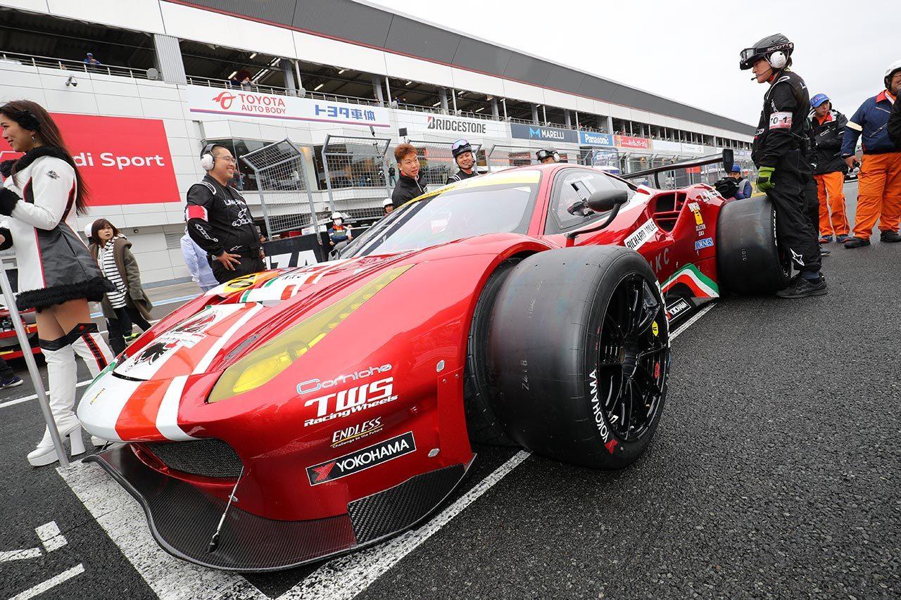 """初開催のauto sport web Sprint Cupは""""伏兵""""が活躍。レース2も混戦は必至か!?"""