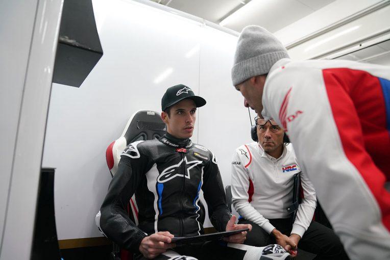 MotoGP | MotoGPバレンシアテスト:注目を集める新星アレックス・マルケス、ホンダRC213Vを「徐々に理解していっている」