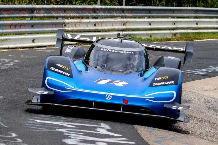 海外レース他 | フォルクスワーゲン、モータースポーツの電動化加速。エンジン車でのワークス活動終了