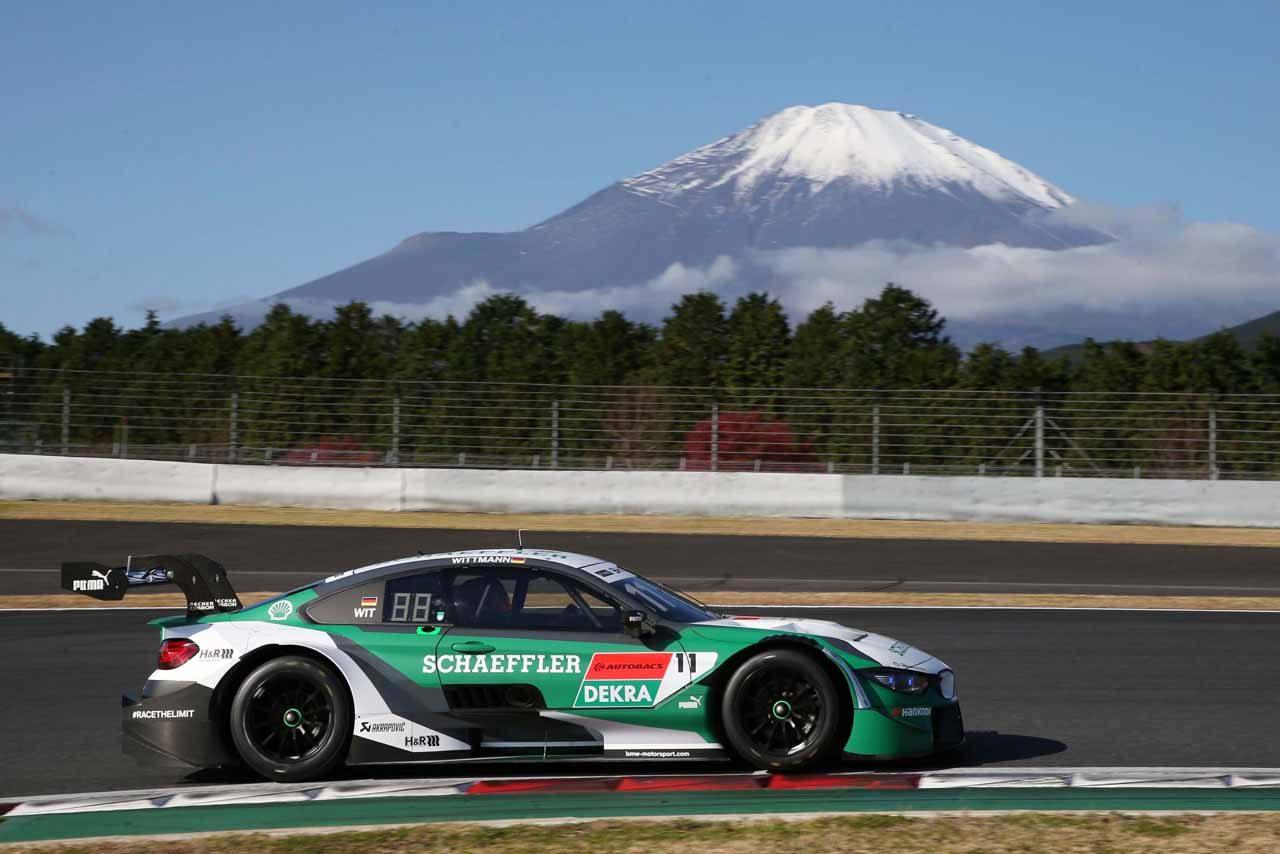 BMW スーパーGT×DTM特別交流戦 レースレポート