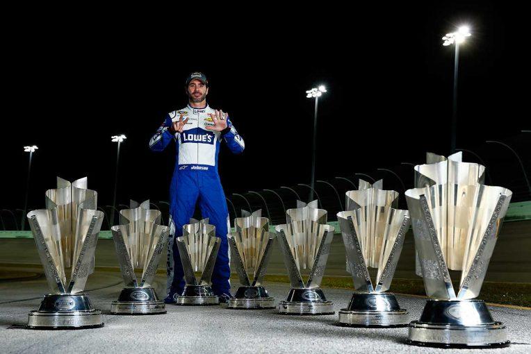 海外レース他 | NASCAR:7度のシリーズ王者ジミー・ジョンソン、2020年限りでカップシリーズフル参戦終了