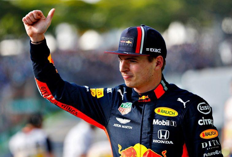 F1 | ブラジル優勝のフェルスタッペン、アブダビでも好結果狙う「ホンダF1との素晴らしい一年を最高の形で締めくくりたい」