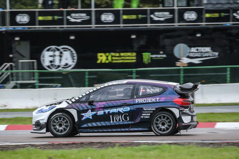 ラリー/WRC | 電動ラリークロスの『Projekt E』、欧州開催初年度シーズン全5戦のカレンダー発表