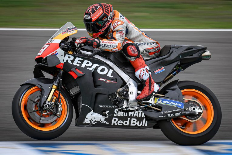 MotoGP | MotoGPへレステスト最終日は王者マルケスがトップ。最速はヤマハのビニャーレス