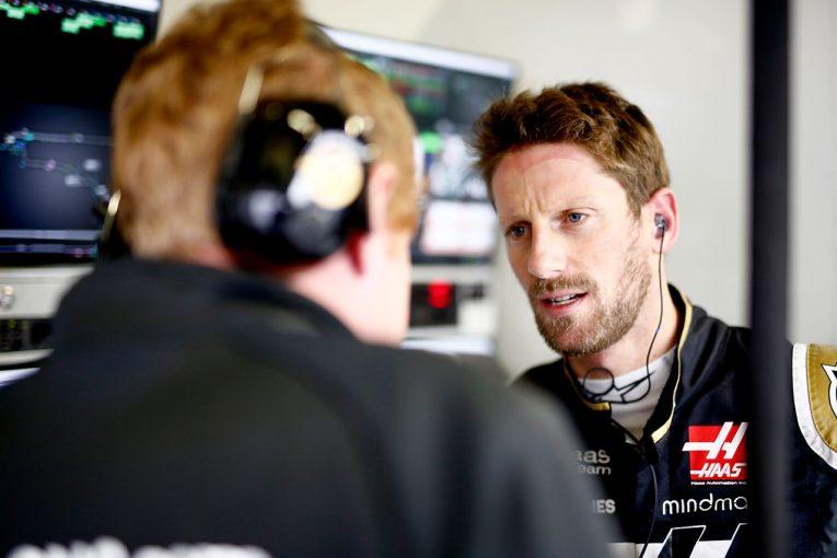 F1 | グロージャン、2019年は期待外れと認めるも「進むべきではない方向が分かったのはポジティブなこと」