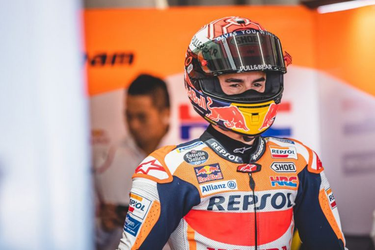 MotoGP | MotoGP:ホンダのマルケス、度重なる亜脱臼により右肩も手術。復帰は2月のセパンテスト