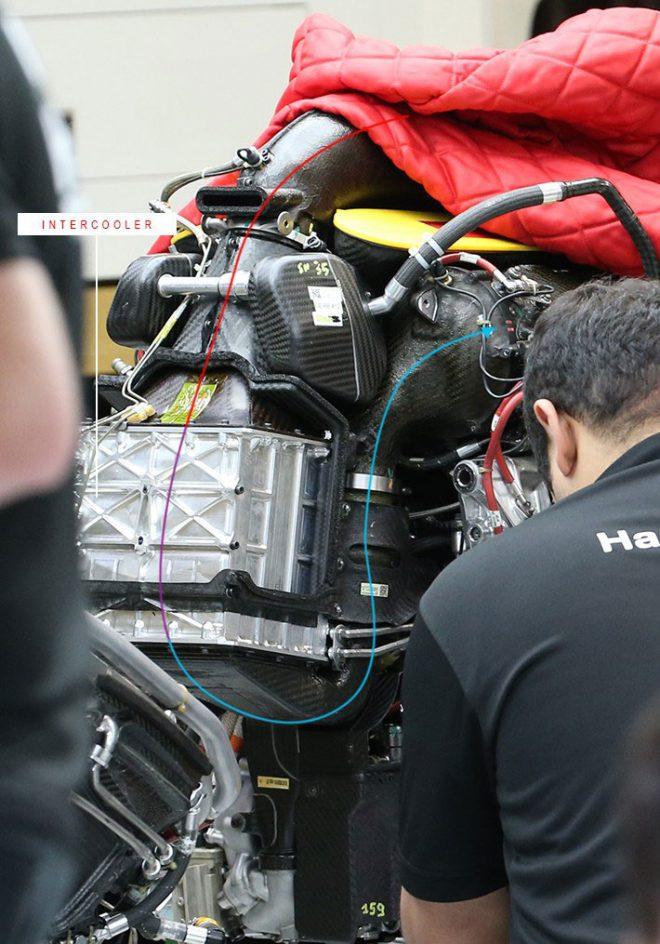 F1技術解説:レッドブルのフロントウイング形状が変更に。フェラーリの規約違反疑惑は晴れるのか