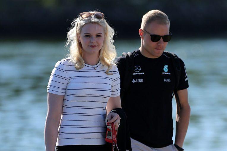 F1   ボッタスがエミリアさんとの離婚を発表。長年のパートナーに感謝の気持ちを示す