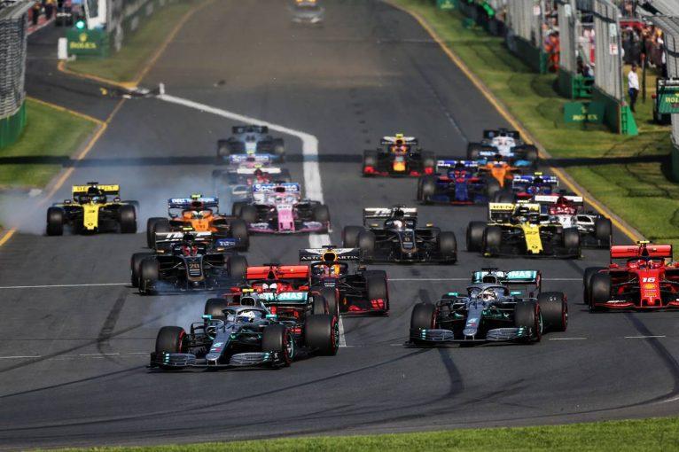 F1 | DAZNが12月20日に『F1ラボスペシャル:2019年総集編』を配信