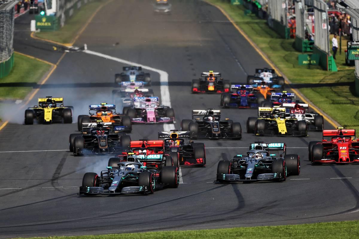 F1開幕戦オーストラリアGP