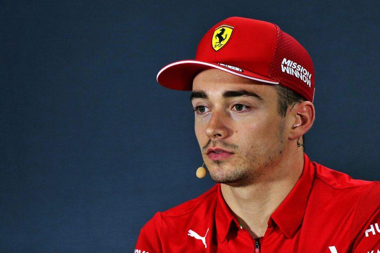 F1 | 同士討ちの責任は両者に。ルクレール「今後は互いに強引さを抑えるべき」チームオーダー行使の予定なし