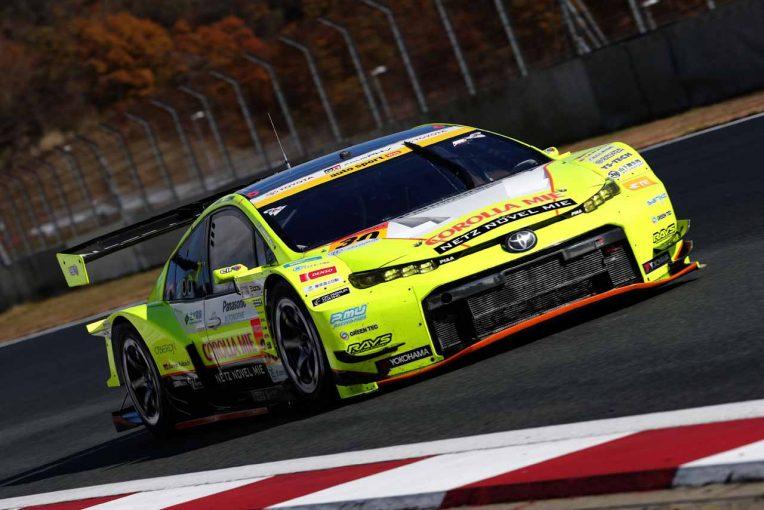 スーパーGT   30号車TOYOTA GR SPORT PRIUS PHV apr GT auto sport Web Sprint Cup レースレポート