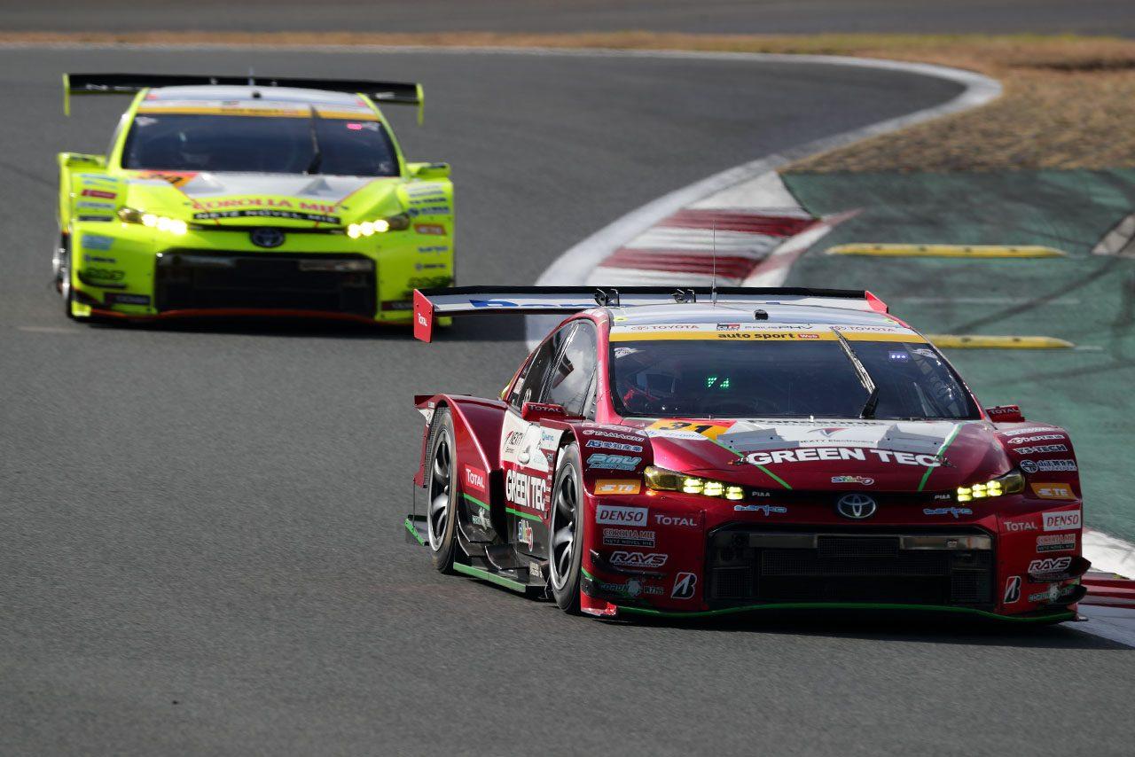 31号車TOYOTA GR SPORT PRIUS PHV apr GT auto sport Web Sprint Cup レースレポート