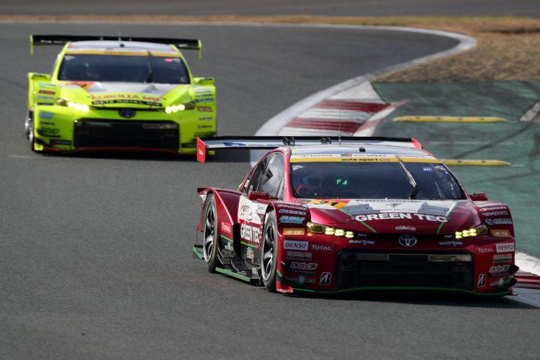 スーパーGT | 31号車TOYOTA GR SPORT PRIUS PHV apr GT auto sport Web Sprint Cup レースレポート