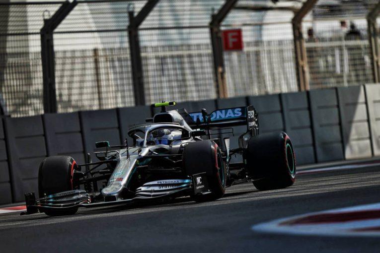 F1 | F1アブダビGP FP1:ボッタスがトップタイム。レッドブル・ホンダ勢は2、4番手