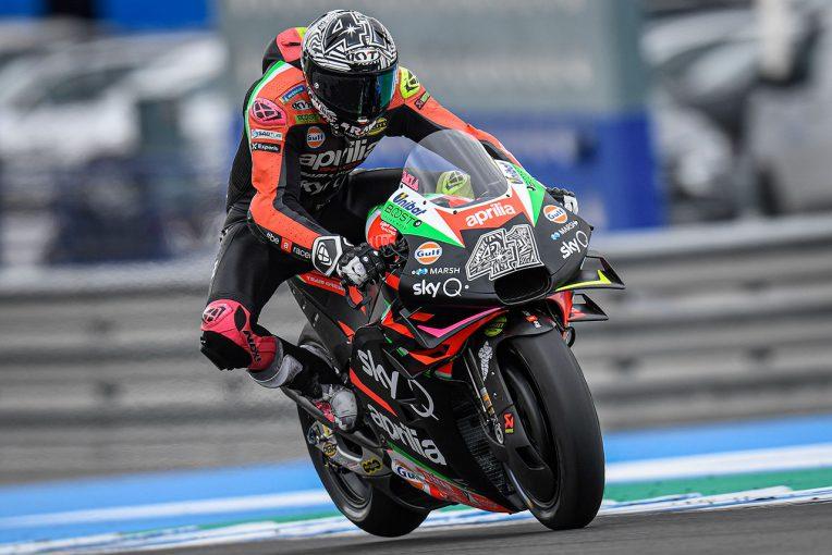 MotoGP | 2020年MotoGPライダー紹介:アレイシ・エスパルガロ(アプリリア・レーシング・チーム・グレシーニ)