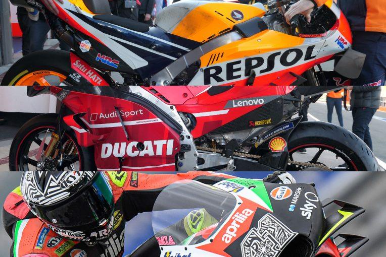 MotoGP | 2020年に向けて始動したMotoGP。テストで見えた6メーカーの狙い【ホンダ・ドゥカティ・アプリリア編】