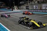 2019年F1最終戦アブダビGP ニコ・ヒュルケンベルグ(ルノー)