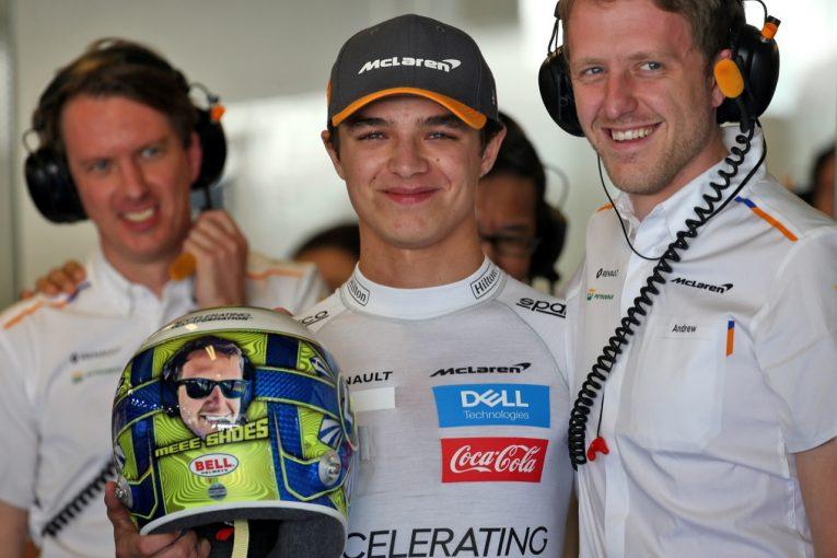 F1 | 【SNSピックアップ】F1アブダビGP(1):ノリス流の心遣いにスタッフ感激。レッドブルがF1宇宙GPの準備