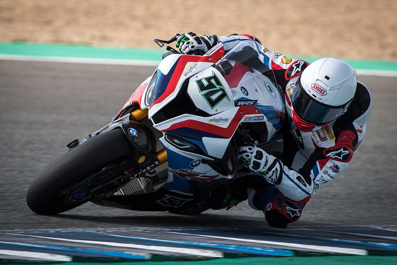 SBKウインターテスト:2019年王者レイがトップでテストを締めくくる。BMW勢がテスト初参加