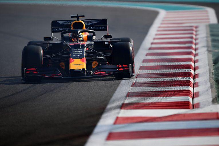 F1 | フェルスタッペンがトップタイム【タイム結果】F1最終戦アブダビGPフリー走行3回目