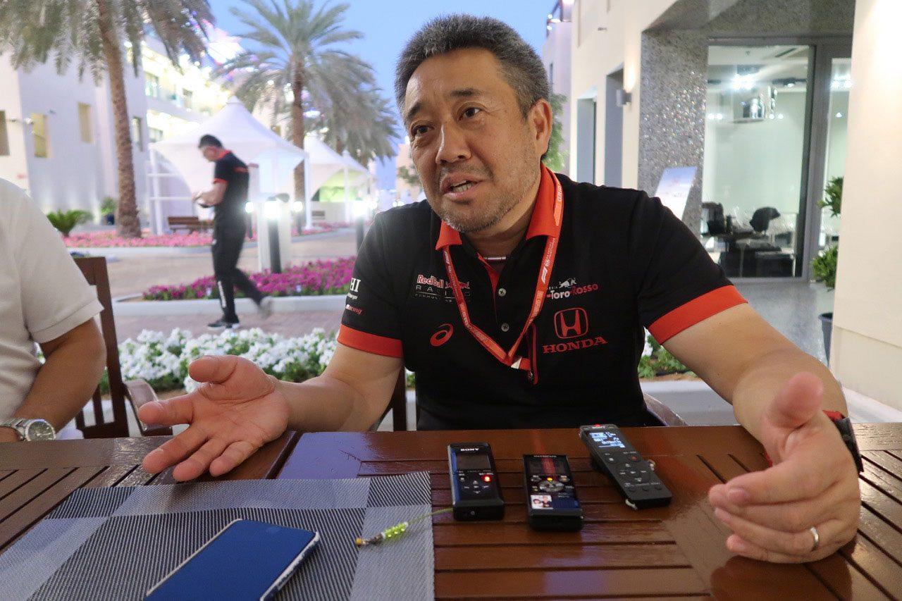【ブログ】2019年F1最終戦アブダビGP現地情報1回目