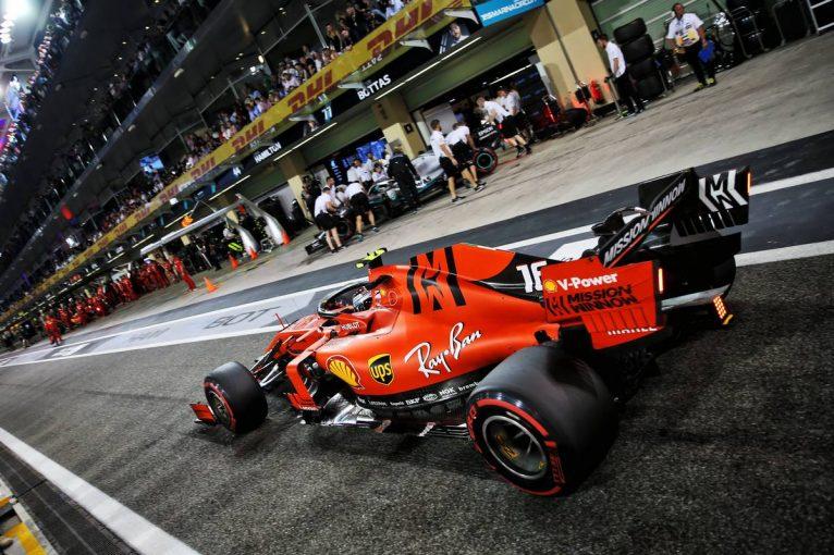 F1 | 【動画】F1最終戦アブダビGP予選ハイライト