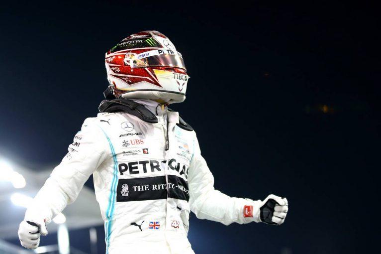 F1 | F1アブダビGP予選:ハミルトンがドイツGP以来のポール獲得。フェルスタッペンは繰り上がりでフロントロウスタート