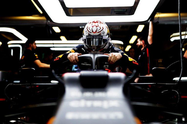 F1   レッドブル・ホンダ密着:メルセデスに引き離された難関セクター3。低速コーナーに課題/F1アブダビGP土曜