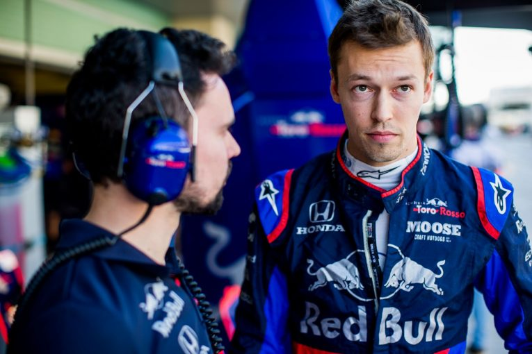 F1 | トロロッソ・ホンダF1のクビアト「2019年は自分にとってベストシーズンのひとつ」