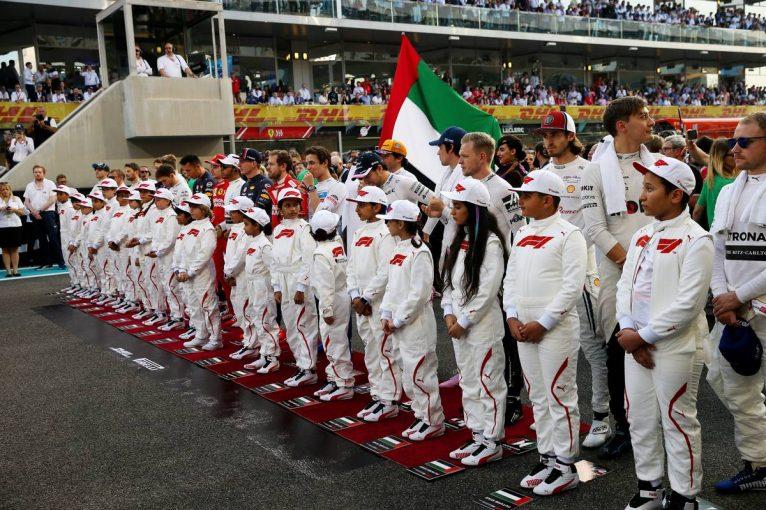 F1 | 【ポイントランキング】F1最終戦アブダビGP終了後