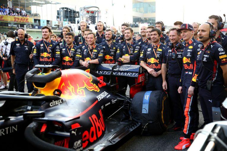 F1 | レッドブルF1が2019年9回目の表彰台「ホンダとの初シーズンに挙げた成果を誇りに思う」と代表