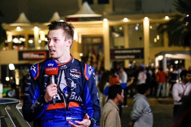 F1 | 9位のクビアト「会心の走りができた」 トロロッソ・ホンダF1代表も2019年ベストと称賛
