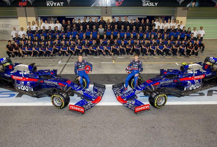 F1 | トロロッソF1代表「チーム史上ベストシーズン。素晴らしい仕事をしてくれたホンダに感謝する」