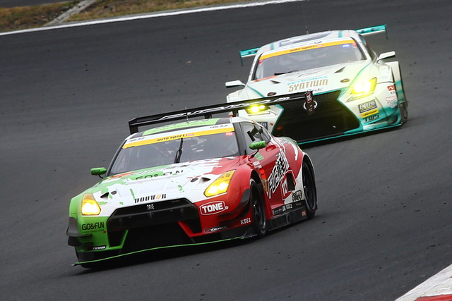 スーパーGT | 植毛GO&FUN GT-R auto sport Web Sprint Cup レースレポート