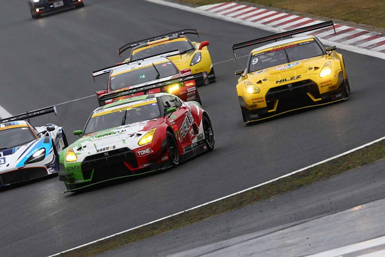 MP Racing GT-R auto sport Web Sprint Cup レースレポート